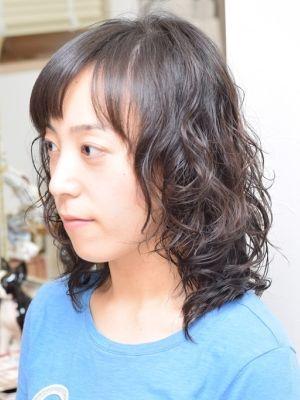 エレガンスミディアム HAIR RESORT VIENTO