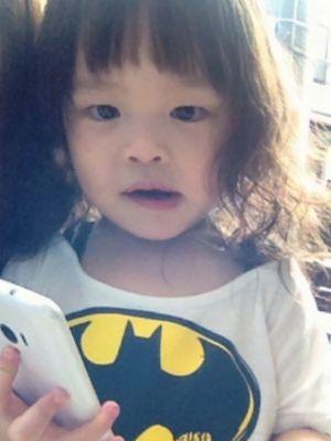 ゆるふわパーマ(2歳児女の子キッズ)
