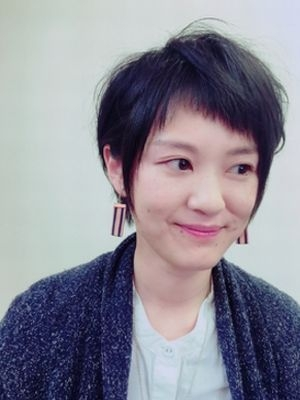 大人☆女子☆黒髪ショート★