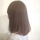 《期間限定》乾かすだけでまとまる髪質に!! LYONこだわりカット&髪質改善ストレート☆