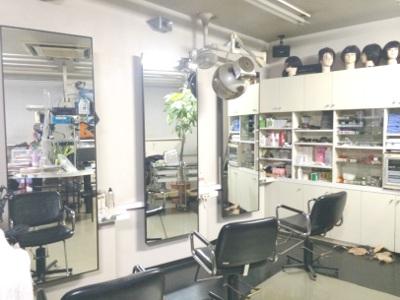 Salon de NISS美容室1