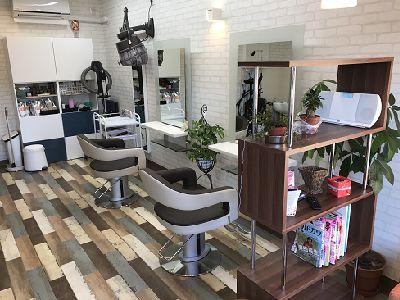 タマ美容室(南口店)1