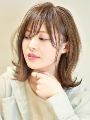 【シースルーミント】外ハネボブ