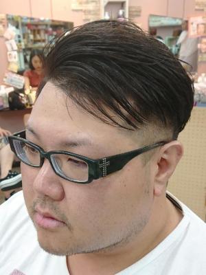 barber風スタイル