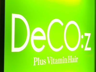 DeCO:z Plus Vitamin Hair3