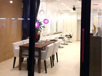 ソワール美容室 柿生店2