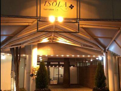 美容室ISOLA3