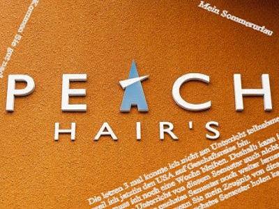 Hair's PEACH3