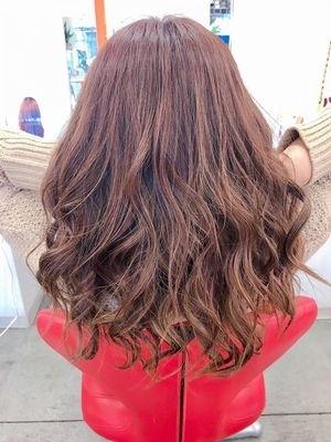 Hair's PEACH_4