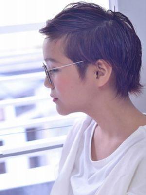 """coii】ヘルシーな""""艶っぽ""""ショート"""