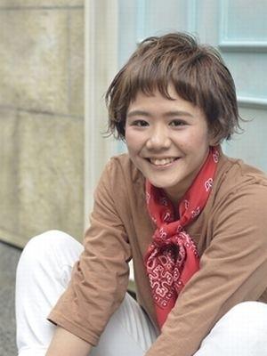 ☆ハイ&ローライトの立体感ショート☆【coii】