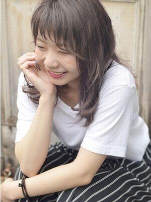 ☆スモーキーなラベンダーアッシュ☆