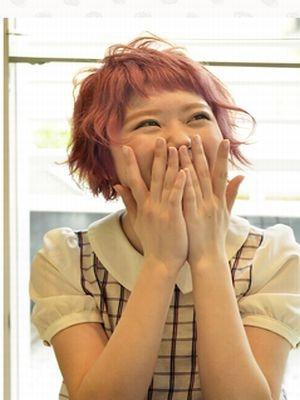 ☆スウィートピンク・ショート☆【coii】