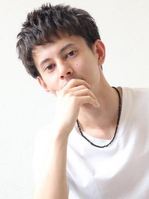 【soy-kufu 】癖毛風 ショートレイヤー