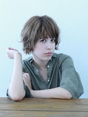 【soy-kufu】抜け感がある外国人風巻き髪スタイル