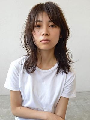 【soy-kufu】無造作ナチュウエットスタイル