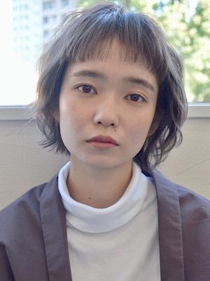 【soy-kufu】眉上エアリーショート