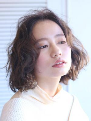 【soy-kufu】パーマ風ゆるウェーブ