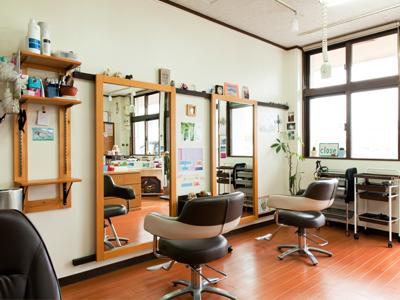 Hair room Sa-Ku1