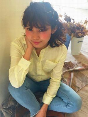 ゴールドピン×ヘアアレンジ♪『コトナ竹ノ塚』