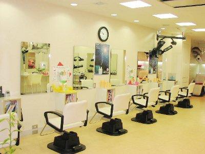 美容室パームパム 熊谷店 1