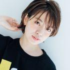 【再来クーポン】小顔カット+シャンプー&ブロー