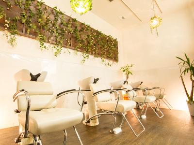 HAIR AND BEAUTY GARDEN ベルモール店2
