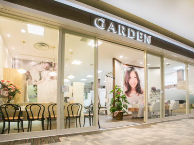 HAIR AND BEAUTY GARDEN ベルモール店3