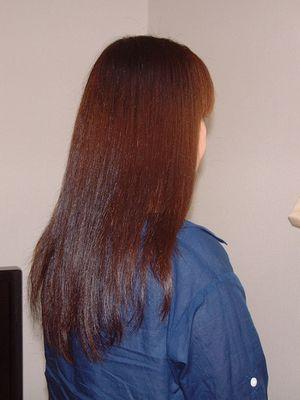 ナチュラルロング Hair&Refresh LUXE