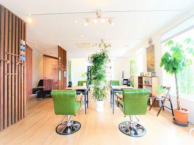 ACRI organic hair salon1