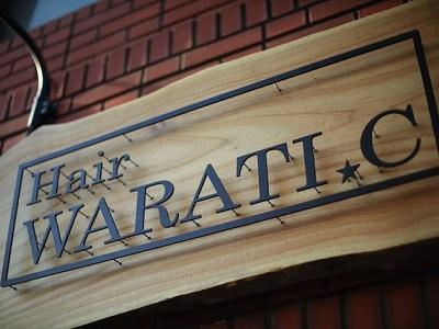 Hair WARATIC3