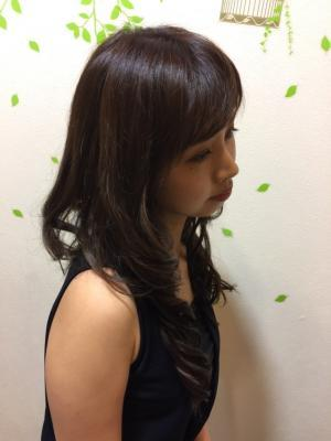 美髪ショコラブラウン