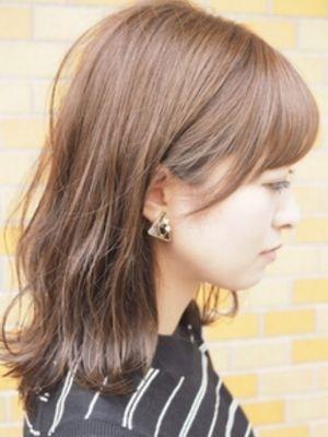 【Noele】30代40代 波巻きミディアム☆