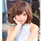 NEW【光色☆】イルミナカラー+小顔カット+選べるトリートメント 12,852円→9,980円