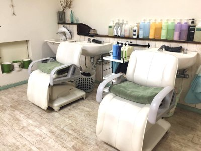 hair salon Share2