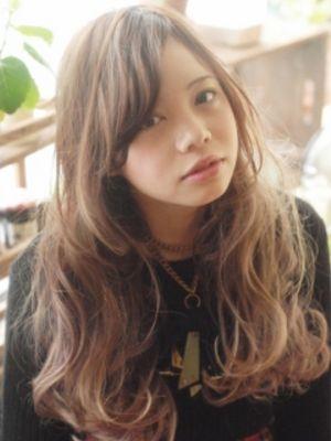 【ohana/表参道】ロマンティックカール