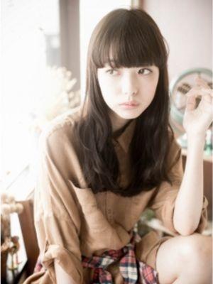 【ohana/表参道】暗髪ウェーブ