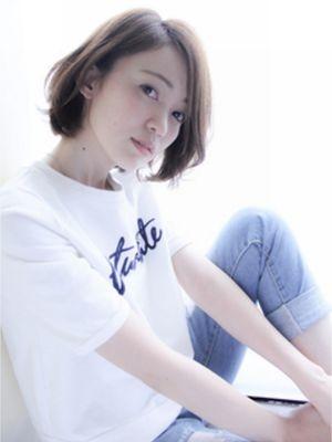 【ohana/表参道】イノセントボブ