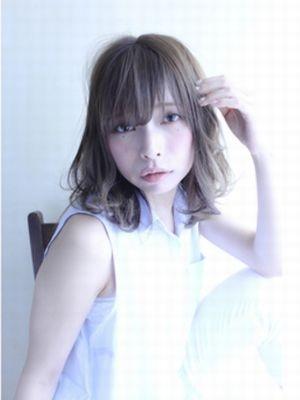 【ohana/表参道】透明感抜群シースルーカラー