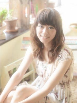 【ohana/表参道】コットンセミロン