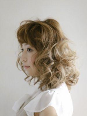 【ohana/表参道】アニーウェーブ