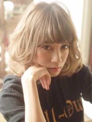 【ohana/表参道】外国人風クールミディ