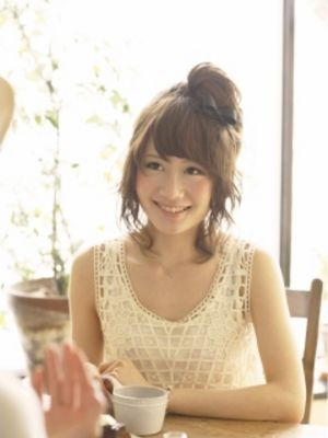 【ohana/表参道】ゆるふわガーリーアレンジ