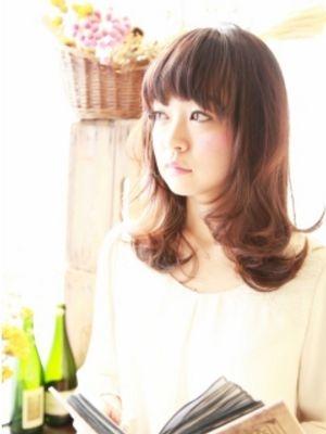 【ohana/表参道】ゆるふわ愛されミディ