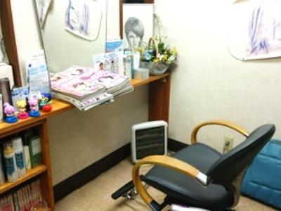 ノーブル 美容室1