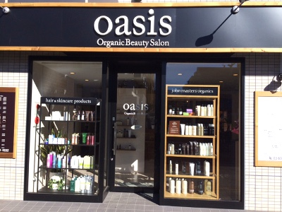 oasis organic beauty salon3