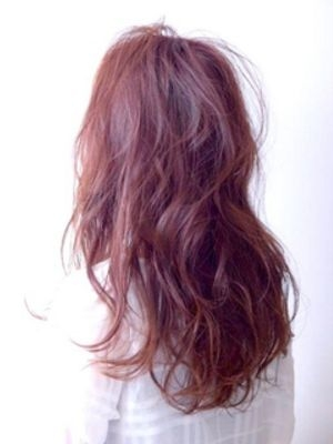 ゆる巻きくびれヘア