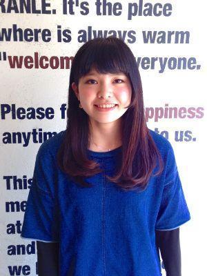 ナチュミディ!【新規】カラー+カット ¥8208