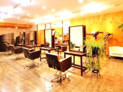 Hair and Design GAGA 富士店1