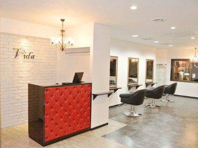Vida creative hair salon1
